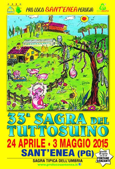 33^ Sagra del Tuttosuino