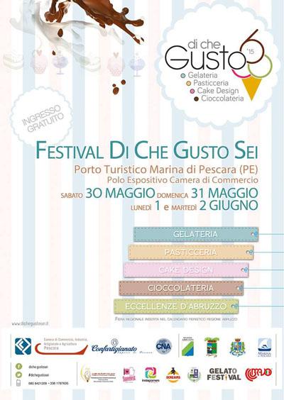 Festival Di Che Gusto Sei