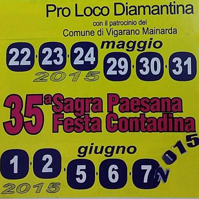 35^ Sagra Paesana Festa Contadina