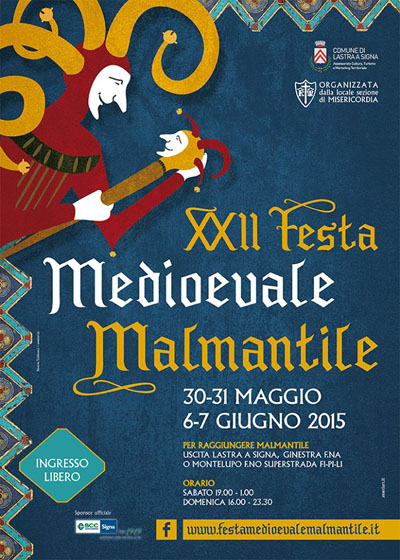 XII Festa Medioevale a Malmantile