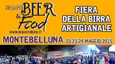 Degustibeer & Food a Montebelluna