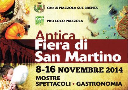Antica Fiera di San Martino a Piazzola sul Brenta (PD)