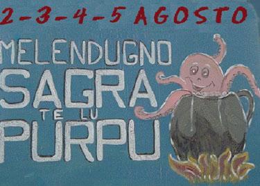 Sagra te Lu Purpu
