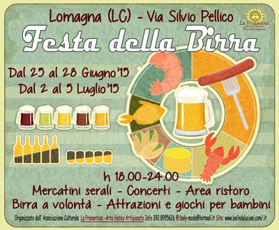 Festa della Birra a Lomagna