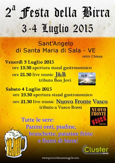 2^ Festa della Birra a Sant'Angelo
