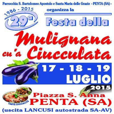 Festa della Mulignana cu'a Ciucculata