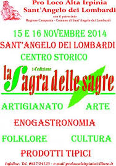 La Sagra delle Sagre a Sant'Angelo dei Lombardi