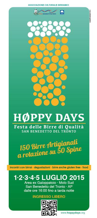 Hoppy Days Festa delle Birre di Qualità