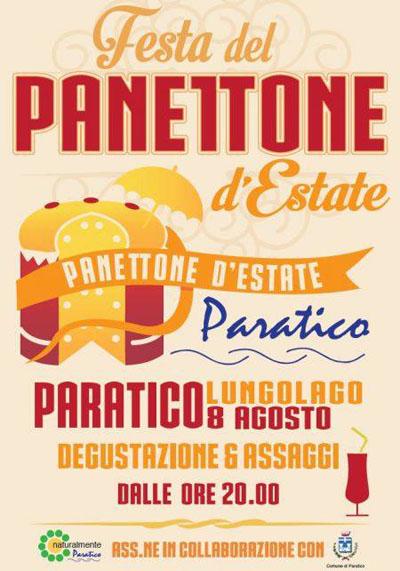 Festa del Panettone d'Estate