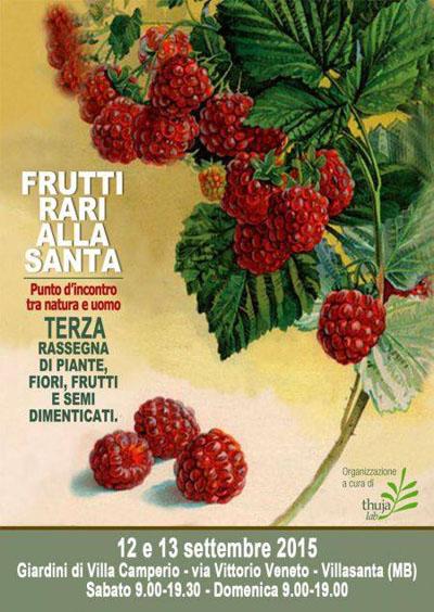 Frutti Rari alla Santa