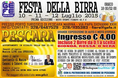 Festa della Birra a Pescara