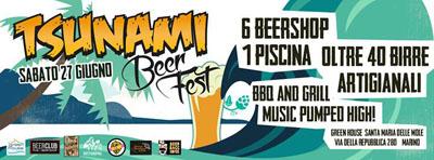 Tsunami Beer Fest