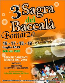3^ Sagra del Baccalà