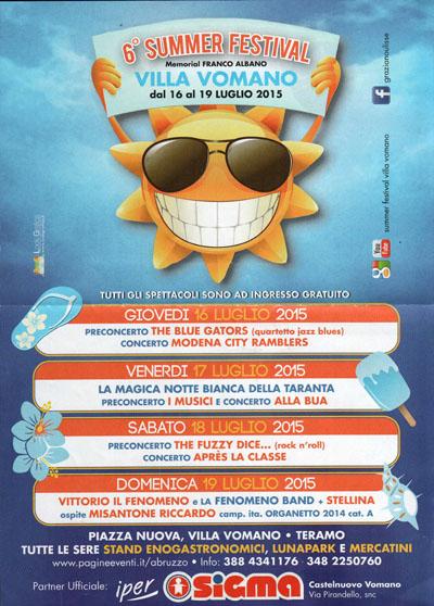 6^ Summer Festival