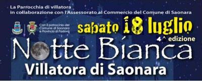 Notte Bianca a Villatora di Saonara