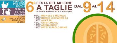 6^ Festa del Melone a Taglie