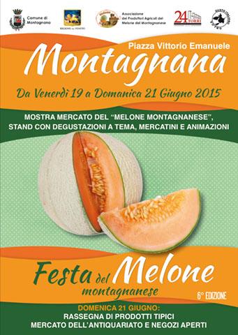 Festa del Melone Montagnanese
