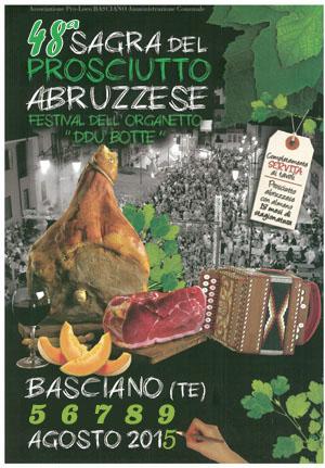 48^ Sagra del Prosciutto Abruzzese