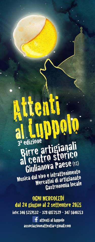 3^ Attenti al Luppolo