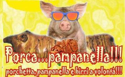 Porca... Pampanella