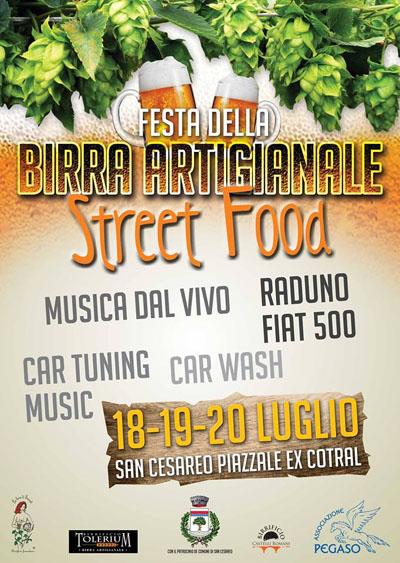 Festa della Birra artigianale e street food