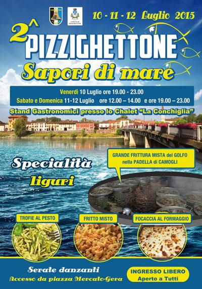 2^ Pizzighettone Sapori di Mare
