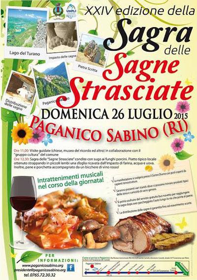 24^ Sagra Sagne Strasciate