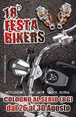 18^ Festa Bikers