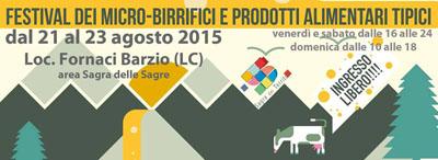 Festival dei Micro Birrifici e Prodotti Alimentari Tipici