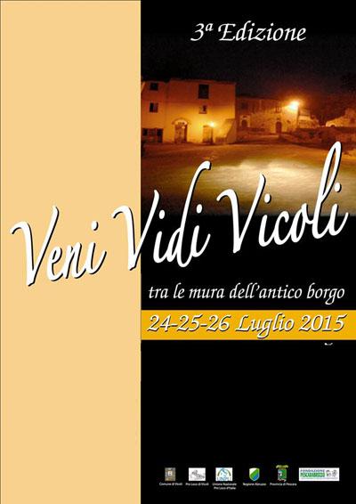 Veni Vidi Vicoli