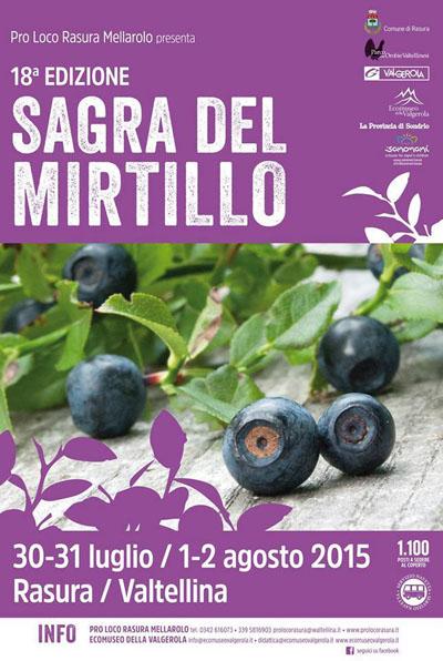 18^ Sagra del Mirtillo
