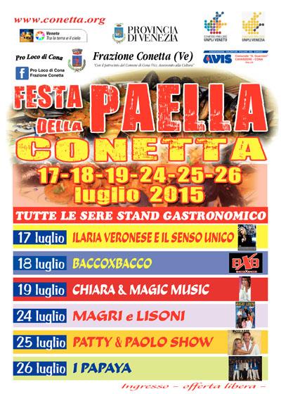 Festa della Paella