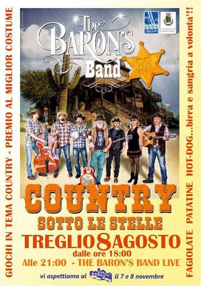 Country Sotto le Stelle