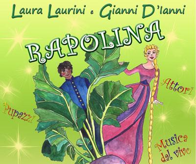 Rapolina Spettacolo Teatrale per Bambini