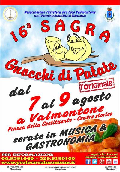 16^ Sagra Gnocchi di Patate