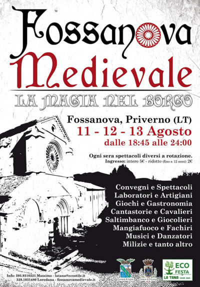 Fossanova Medievale