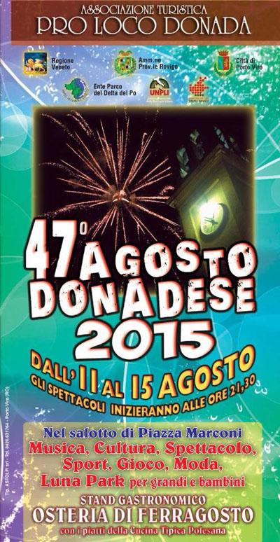 47^ Agosto Donadese
