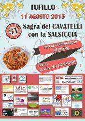 31^ Sagra dei Cavatelli con la Salsiccia