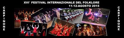 16^ Festival Internazionale del Folklore