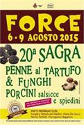 20^ Sagra Penne al Tartufo e Funghi Porcini