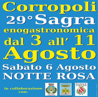 29^ Sagra Enogastronomica