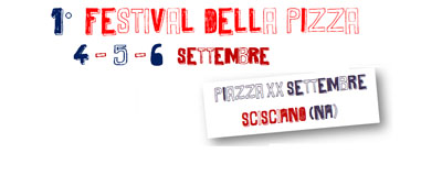 1^ Festival della Pizza