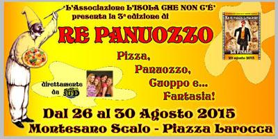 Re Panuozzo: Pizza, Panuozzo e Cuoppo