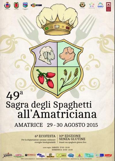 49^ Sagra degli Spaghetti all'Amatriciana