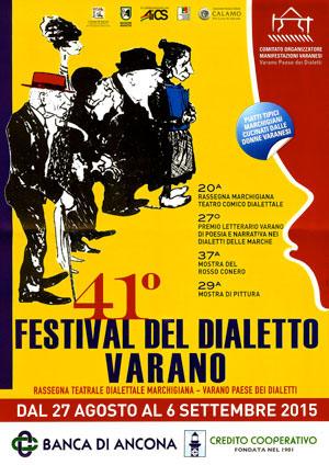 41^ Festival del Dialetto