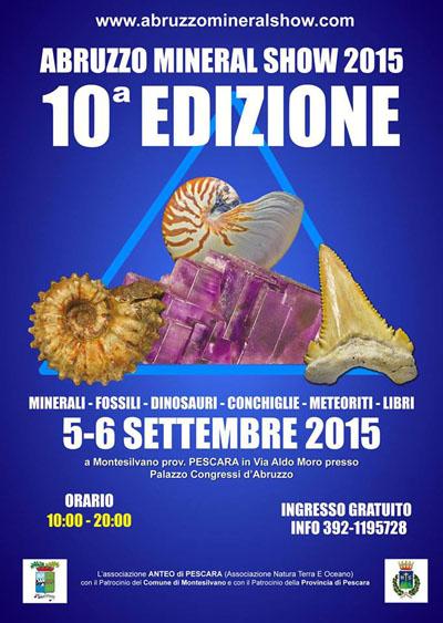 10^ Abruzzo Mineral Show