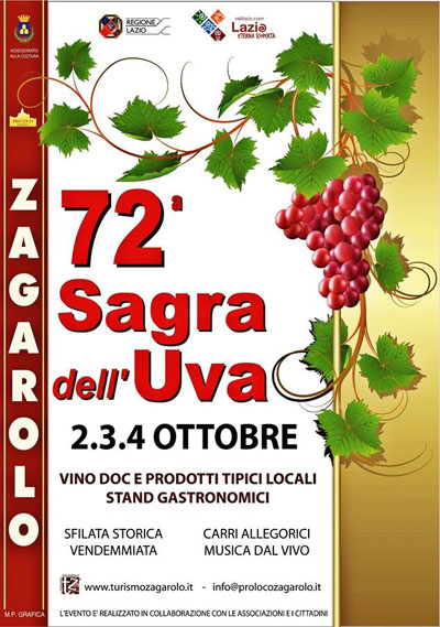 72^ Sagra dell'Uva