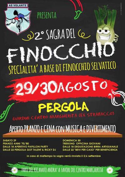 2^ Sagra del Finocchio