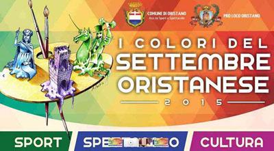 I Colori del Settembre Oristanese: Sport, Spettacolo e Cultura