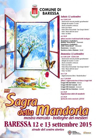 24^ Sagra della Mandorla